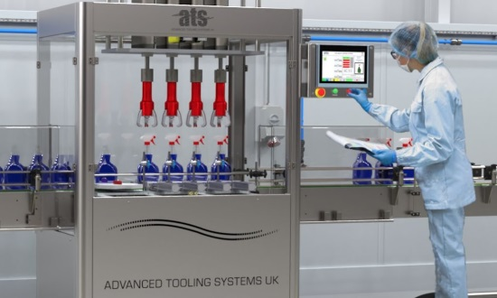 ATS opens new division for packaging lines