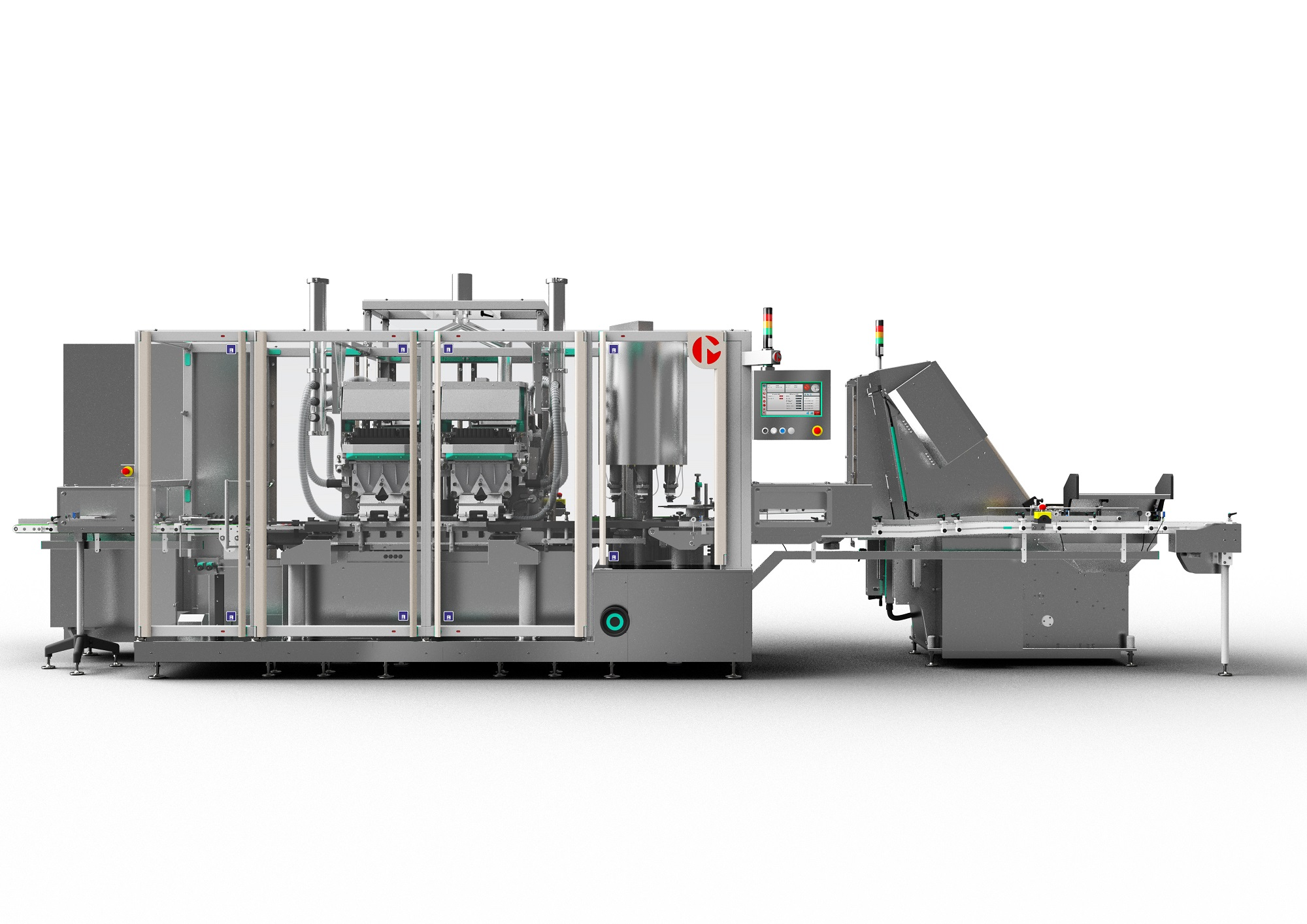 Interphex New York: Marchesini Group presents three machines for the pharmaceutical and nutraceutical market