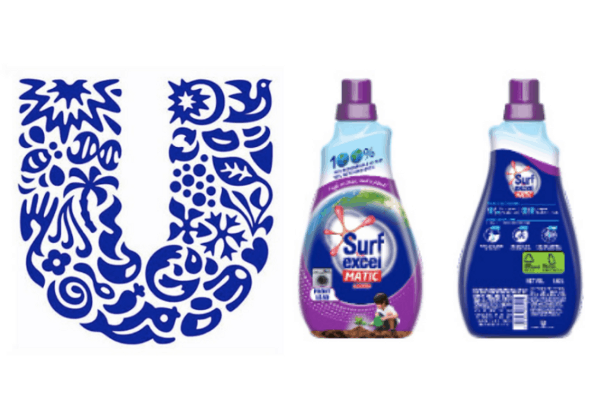 HUL's Surf Excel Switches To The Use of 50% Recycled Plastic Bottles