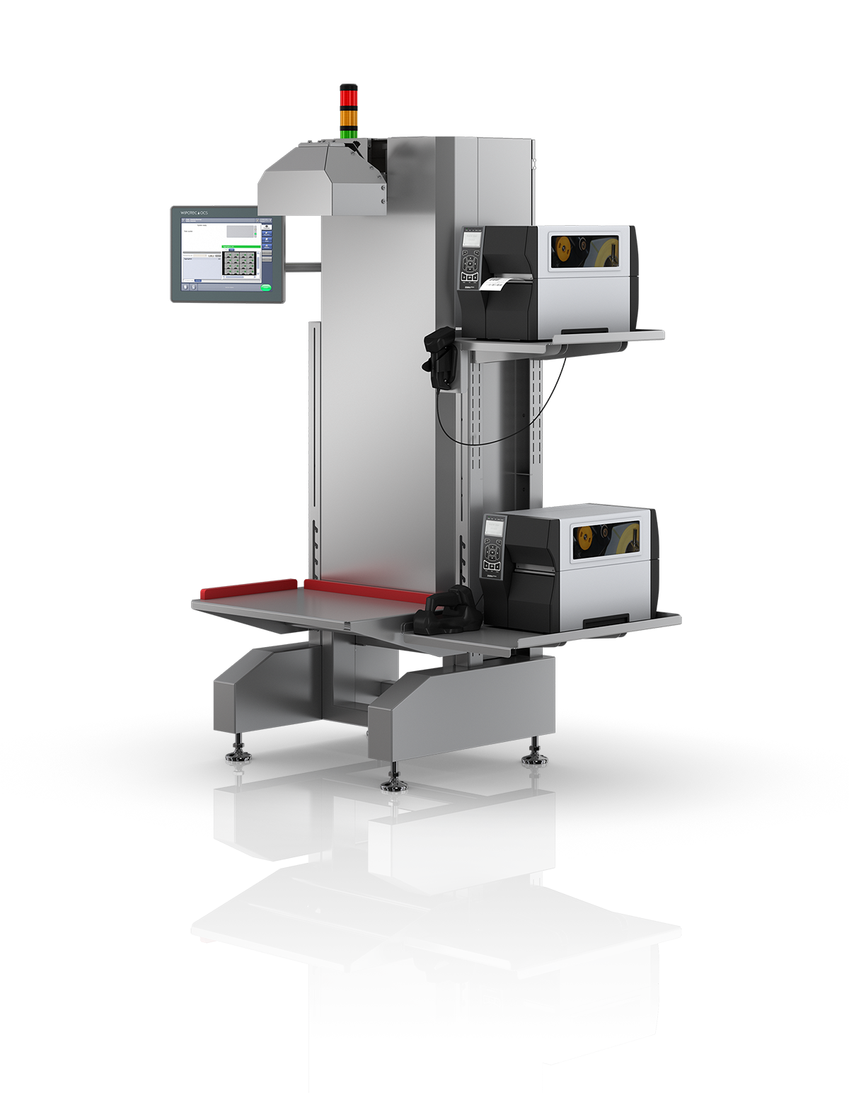 At INTERPHEX NYC, WIPOTEC-OCS to Demonstrate Serialization & Aggregation Units Compatible with Its End-of-Line Checkweighing Modules