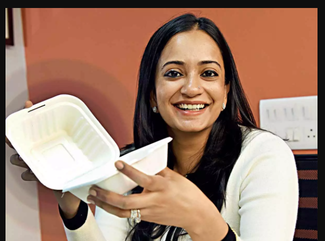 Recycling is not really an answer; packaging must be biodegradable: Rhea Mazumdar Singhal, founder Ecoware