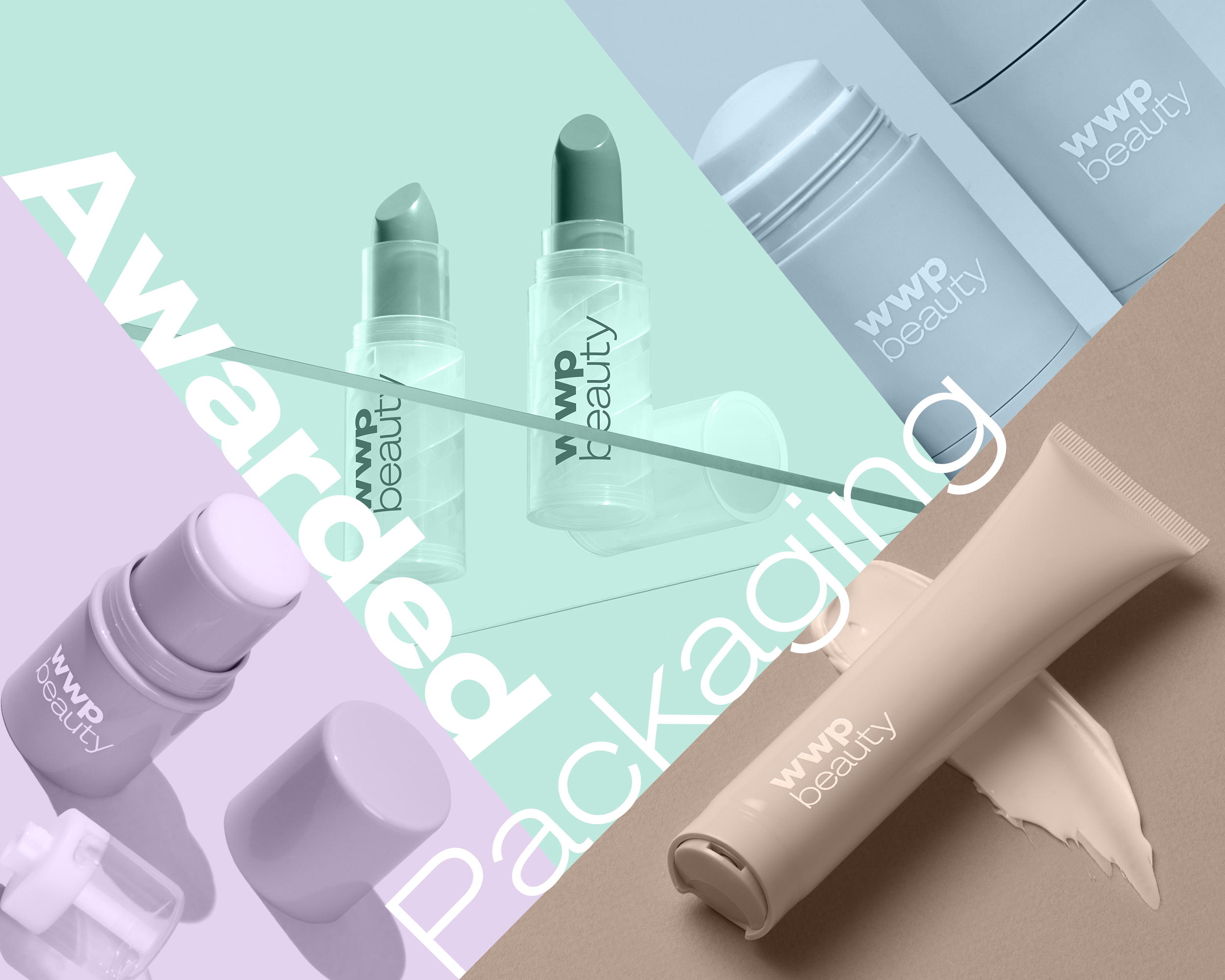 WWP Beauty Wins Multiple Awards in Prestigious Beauty Packaging Design Competitions