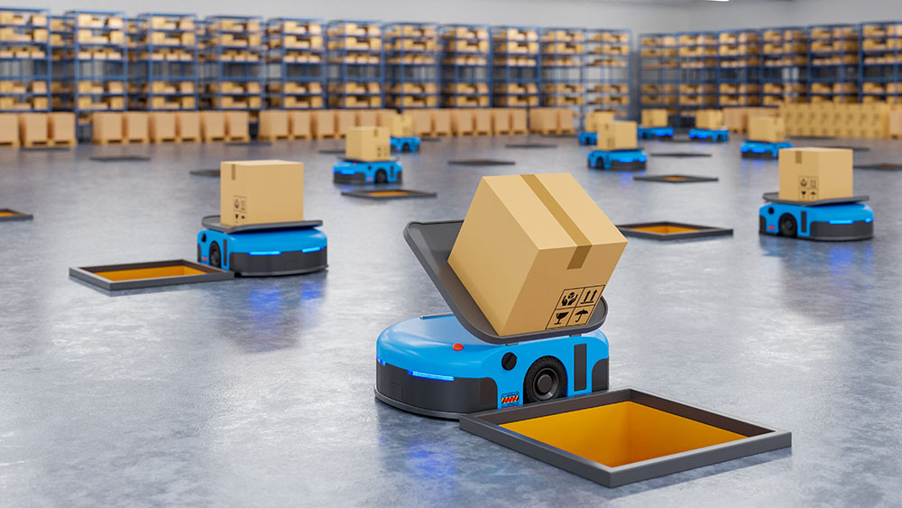 IOT in the Packaging Industry : Smart and Interactive Packaging Examples