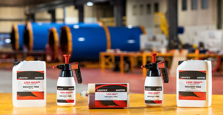 Weir Minerals, Henkel develop industry-first adhesive for rubber lining applications