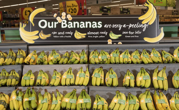 Morrisons to remove plastic packaging from bananas