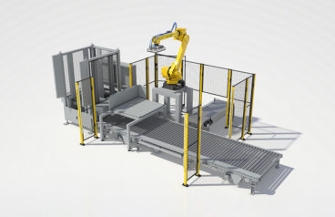 Quest Industrial launches new pallet-packing Box Bot